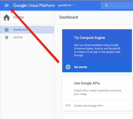 How to change the name of a Google Cloud project ?